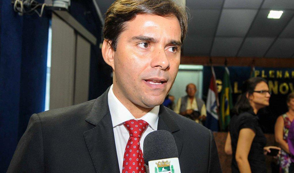 Comenda Arnon de Mello - Kelmann Vieira Presidente da Câmara Foto:Marco Antônio/Secom Maceió