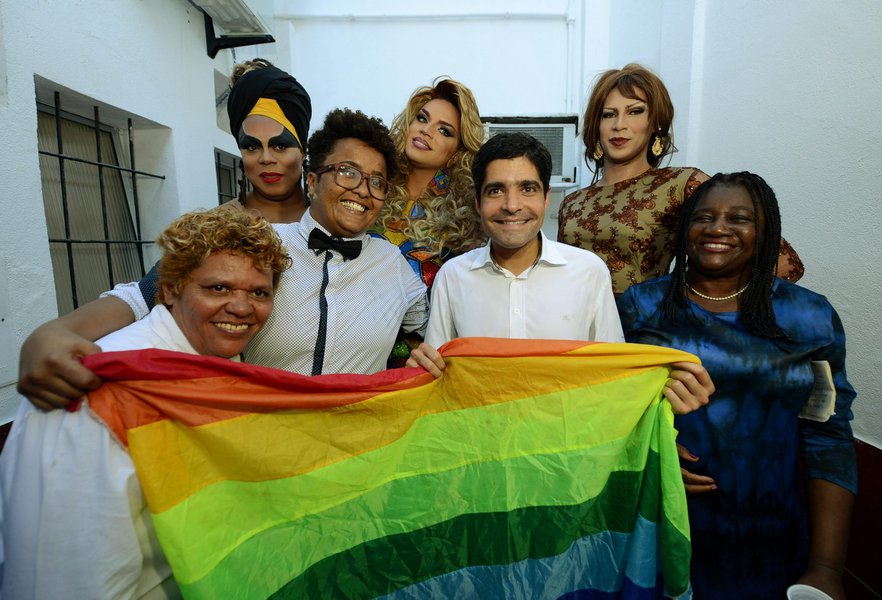 ACM centro referência LGBT