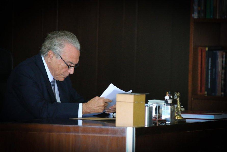 25/04/2016 - Vice- presidente Michel Temer - fotos solo Michel Temer, Vice-Presidente, fotos solo Foto: ASCOM- VPR