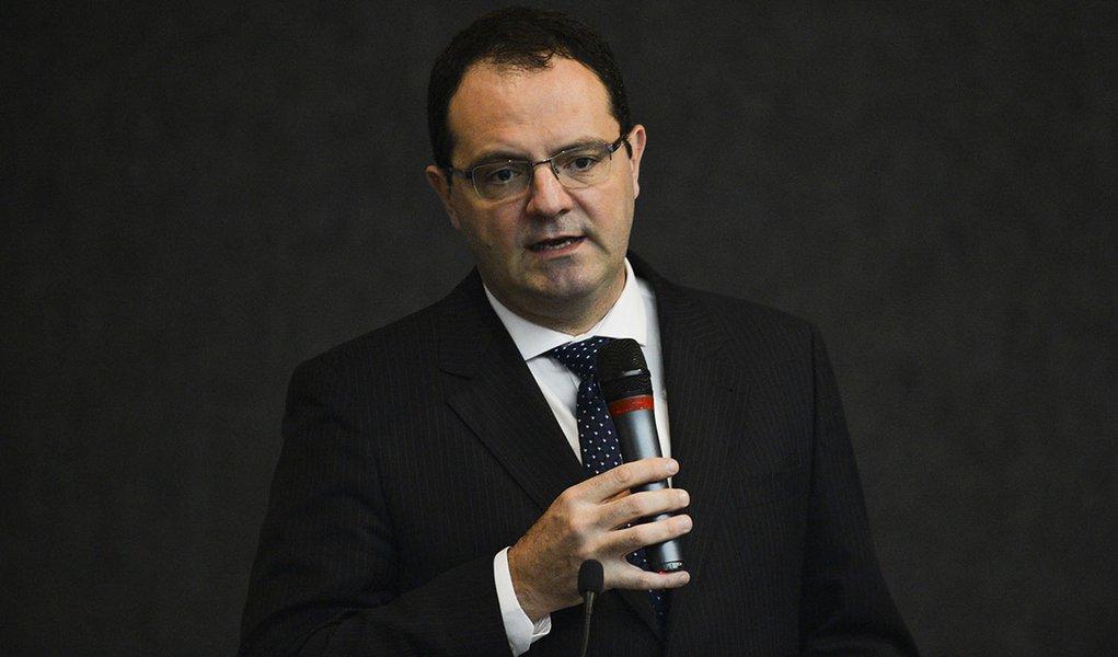 Brasília - O ministro da Fazenda, Nelson Barbosa, participa do Seminário Tesouro 30 anos, organizado em comemoração ao aniversário de 30 anos da Instituição, criada em 10 de março de 1986 (José Cruz/Agência Brasil)