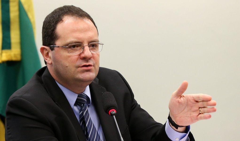 Brasília- DF 29-09-2015 Foto Lula Marques/Agência PT Ministro Nelson Barbosa durante audiencia da comissão mista de orçamento.