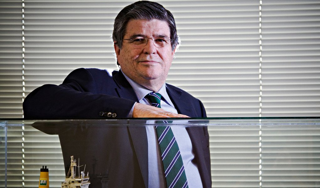RIO DE JANEIRO, RJ, BRASIL, 12-07-2011: O presidente da Transpetro, Sergio Machado. (Foto: Marcos Michael)