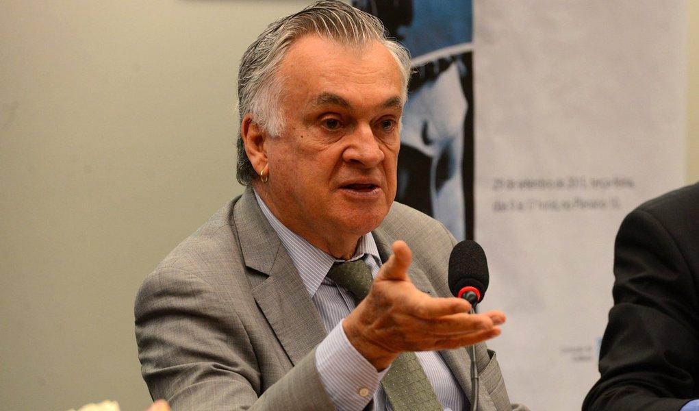 Subcomiss�o permanente sobre fontes de recurso para incentivo a cultura promove semin�rio sobre o tema e recebe o ministro da Cultura, Juca Ferreira (Jos� Cruz/Ag�ncia Brasil)