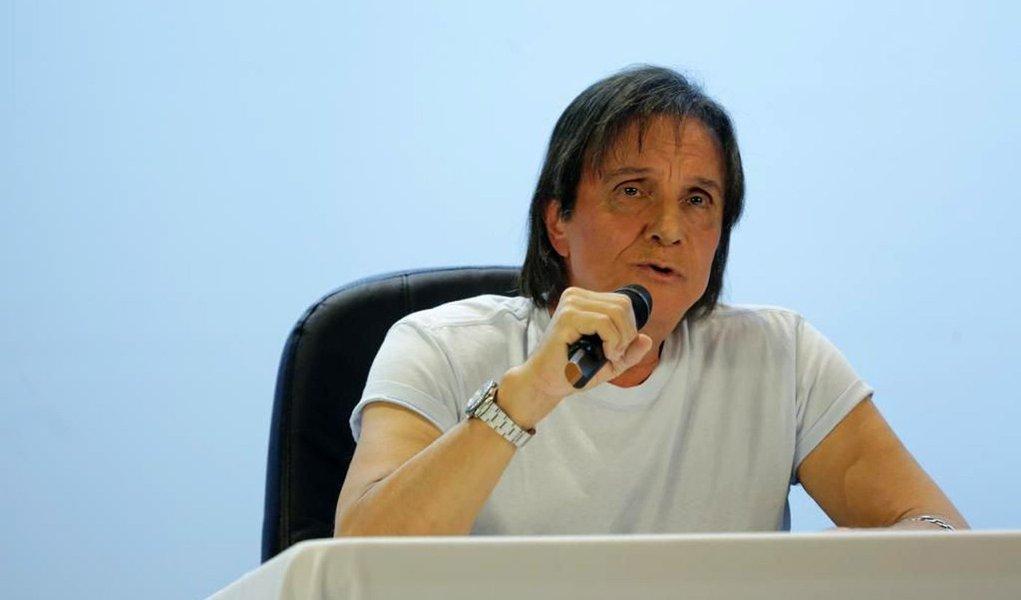 Roberto Carlos participou do Manhã Bandeirantes