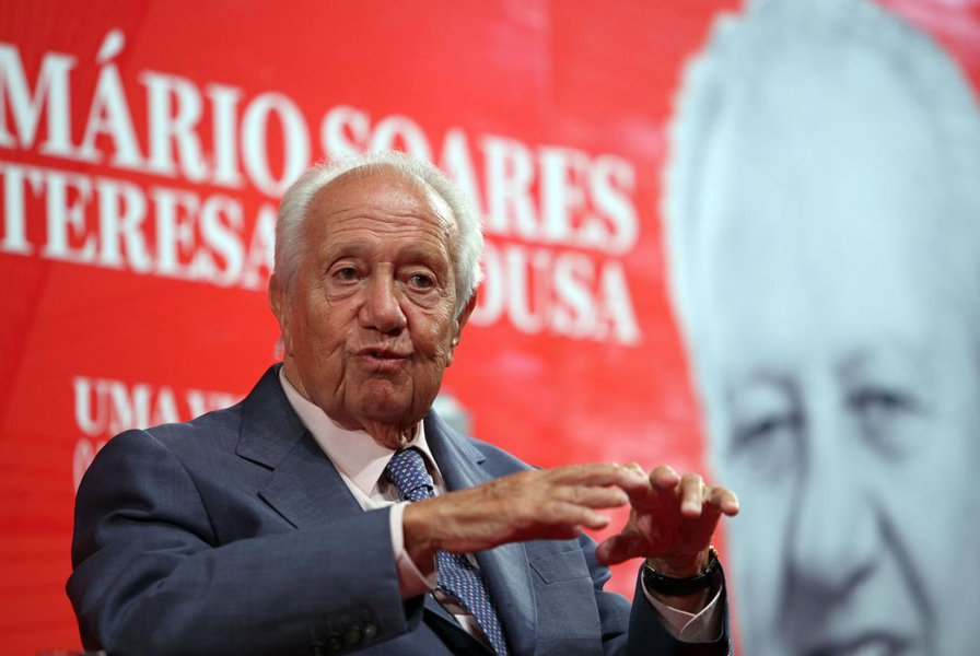 Mario Soares