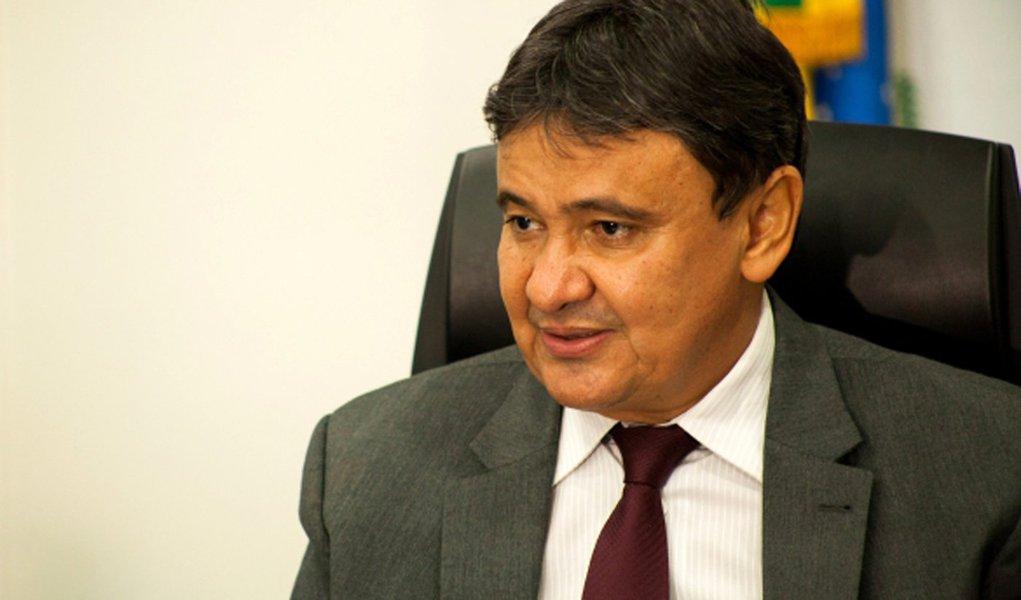 Governador Wellington Dias (Foto:Jorge Henrique Bastos)