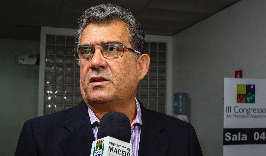 Marcelo Palmeira participa do 3º Congresso dos Municípios Alagoanos. Foto: Pei Fon/ Secom Maceió