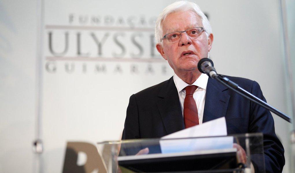 Presidente da Fundação Ulysses Guimarães, Moreira Franco