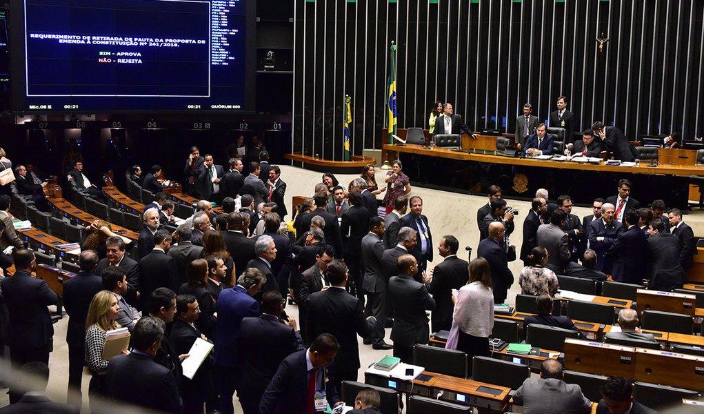 plenario camara