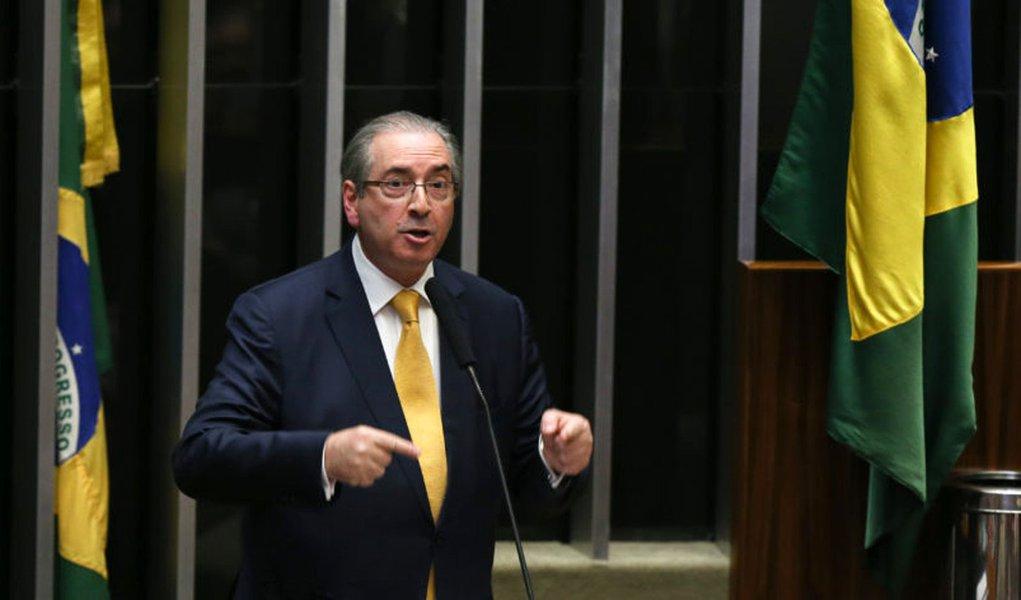 Brasília- DF 12-09-2016 Sessão da câmara dos deputados durante discurssão e votação da cassação do deputado Eduardo Cunha. Foto Lula Marques/Agência PT