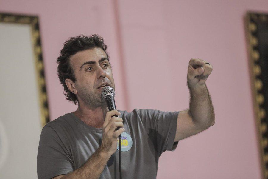 Marcelo Freixo, candidato do PSOL à Prefeitura do Rio