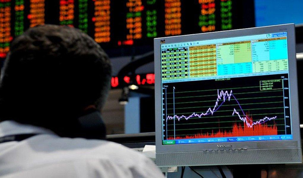 Bovespa bateu recorde de movimentação financeira em 2011