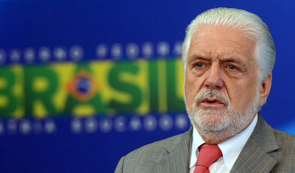 Brasília – O ministro da Casa Civil da Presidência da Republica, Jaques Wagner, em entrevista coletiva no Palácio do Planalto. (Antônio Cruz/Agência Brasil)