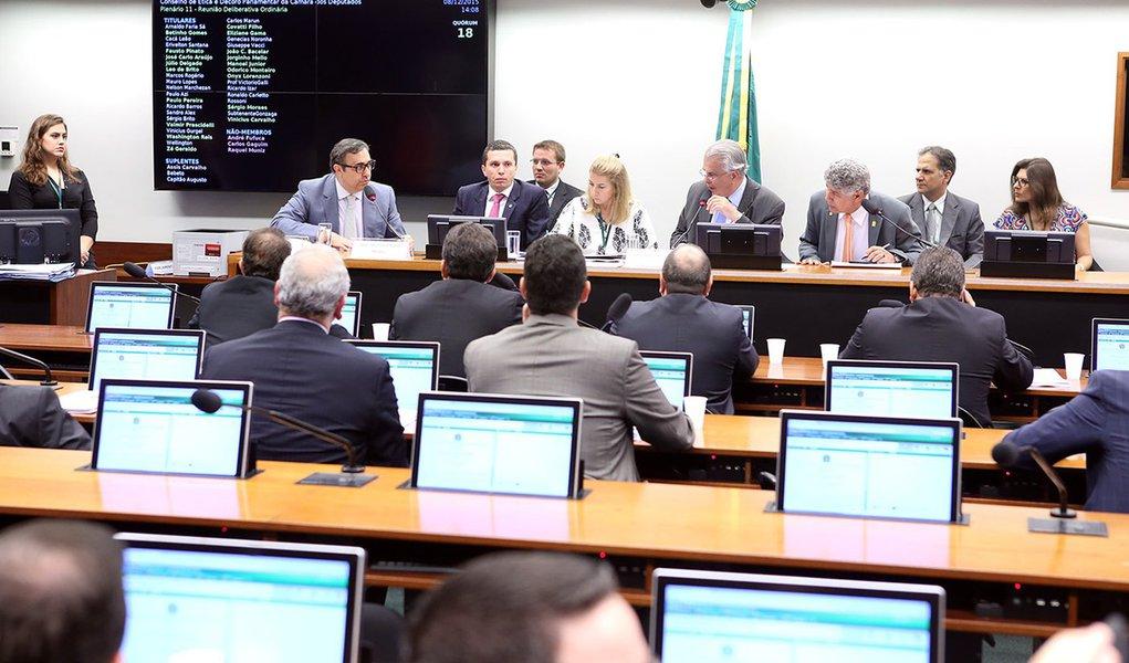 comissão de etica