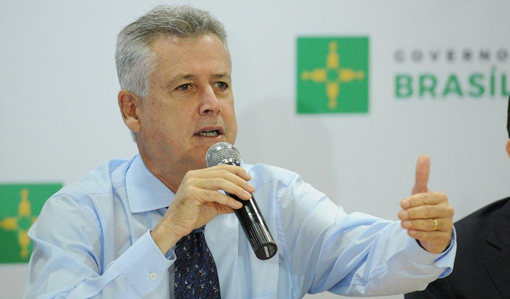 Governador Rodrigo Rollemberg