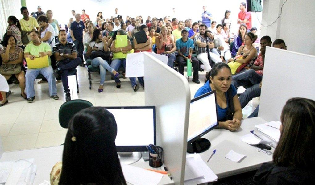 Mutir�o da Defensoria P�blica do Estado de Alagoas