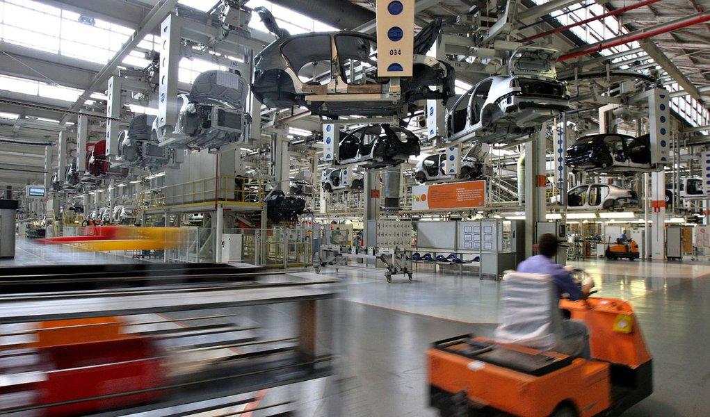 montadora Volkswagen