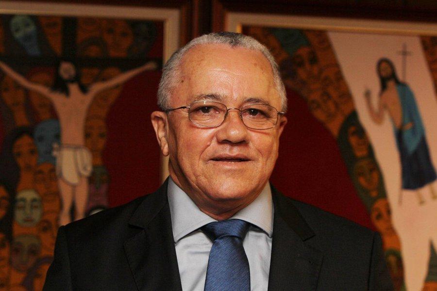 Governador Diplomado anuncia o novo secretariado Na foto: Josias Gomes, Serin