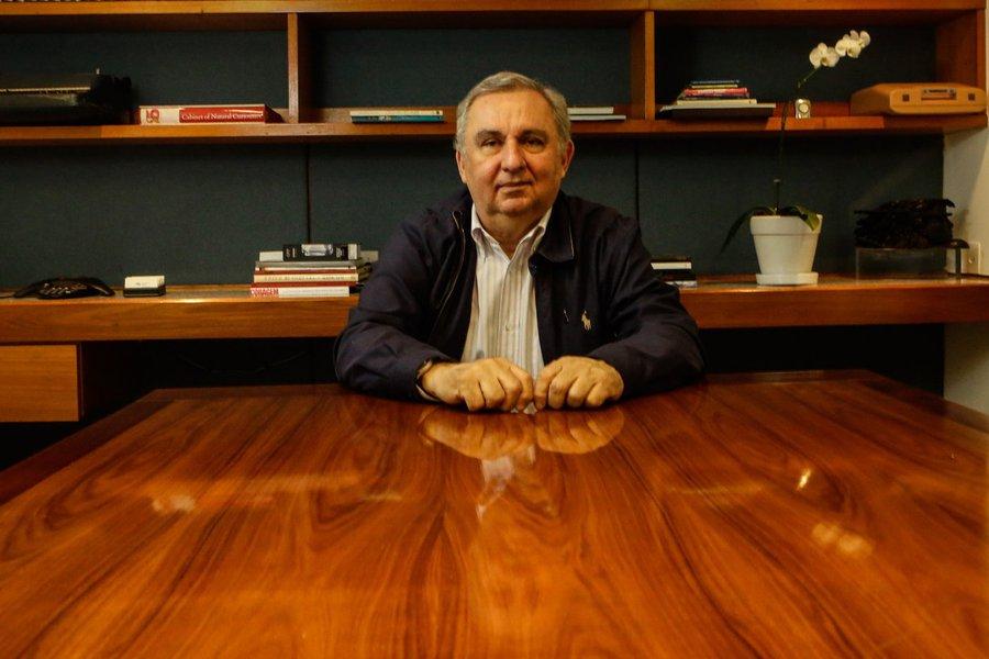 22 10 15 EXCLUSIVO EMBARGADO ESPECIAL NACIONAL . Entrevista com o empresario investigado pelo Lava Jato Jose Carlos Bumlai FOTO GABRIELA BILO / ESTADAO