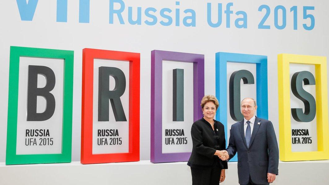 Ufá - Russia, 09/07/2015. Presidenta Dilma Rousseff durante VII Cúpula do BRICS. Foto: Roberto Stuckert Filho/PR