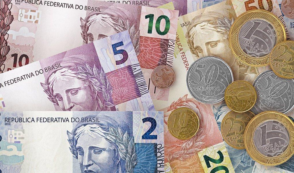dinheiro, real