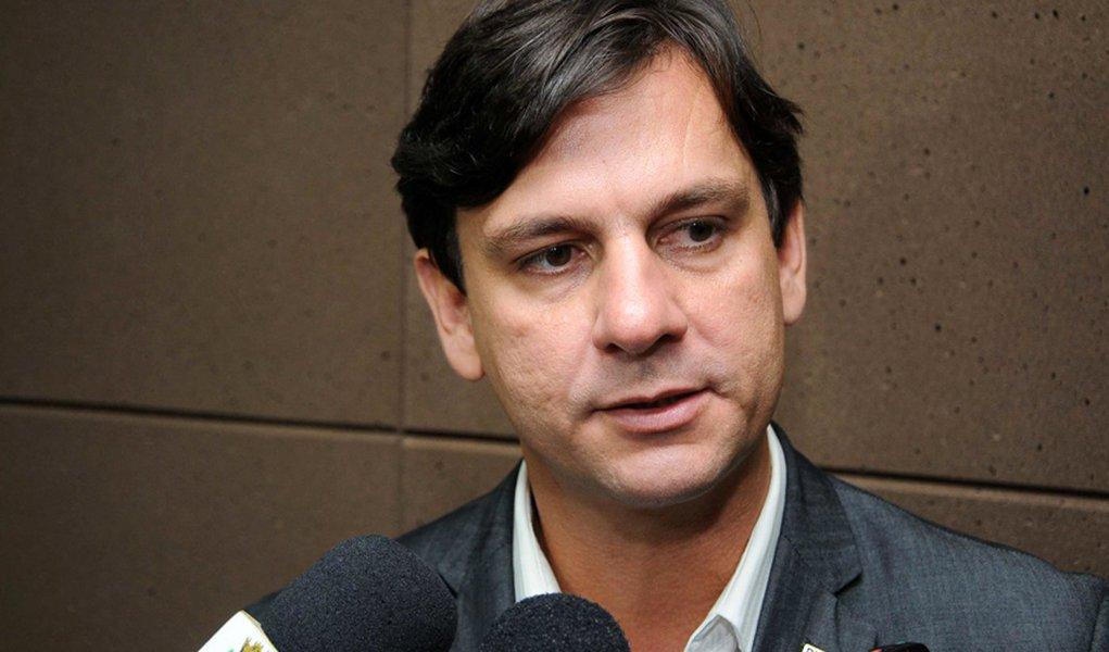 Marcelo Beltrão - Presidente da AMA Foto:Marco Antônio/Secom Maceió
