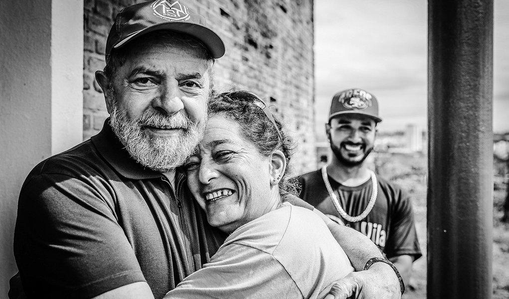 Sumaré- SP- Brasil- 18/11/2016- Ex-presidente Lula durante visita à Vila Soma. Foto: Ricardo Stuckert/ Instituto Lula