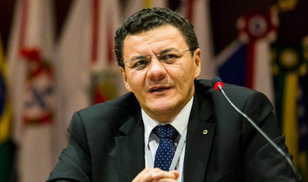 Presidente da Ajufe, Roberto Veloso