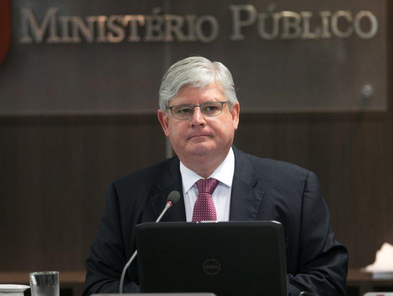 ED1501280108   BSB  28/01/15        NACIONAL         JANOT/CONSELHO    O procurador-geral da Republica, Rodrigo Janot, durante sessao no Conselho Nacional do Ministerio Publico.FOTO ED FERREIRA/ESTADAO