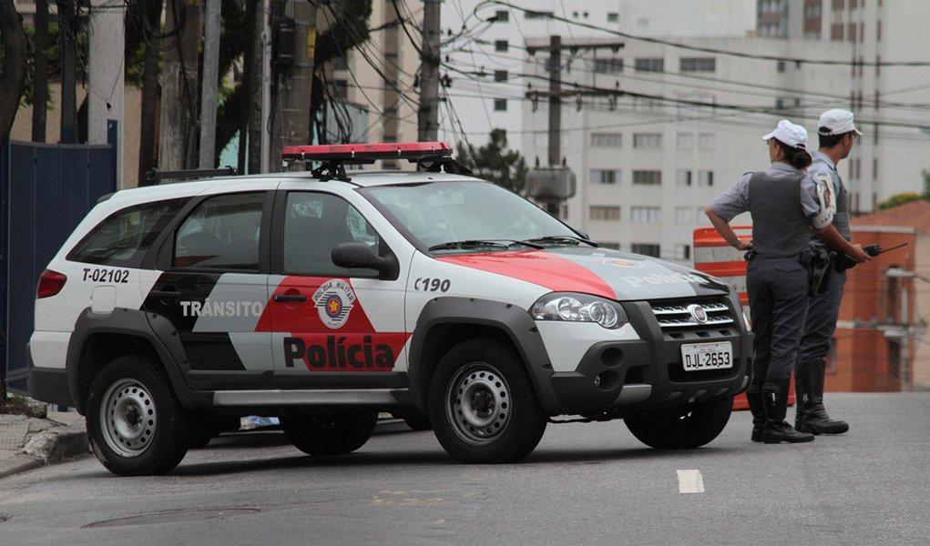 policia militar sp pm