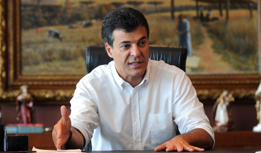 Governador Beto Richa Foto: Ricardo Almeida/ANPr