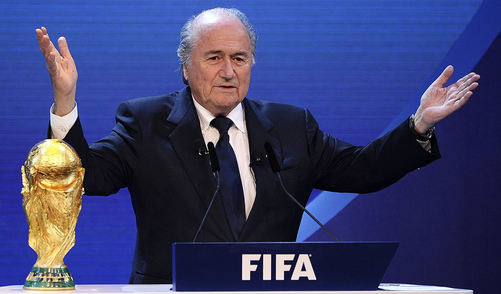Even before FIFA President Joseph Blatter announced the 2018 and 2022 World Cup host countries in December, 2010, accusations of corruption were rampant. A panel meant to restore FIFA's image lost a member Monday, as Alexandra Wrage said it was accomplish