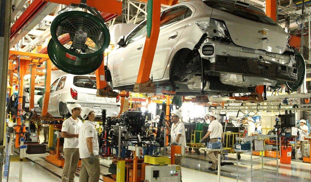 montadora General Motors