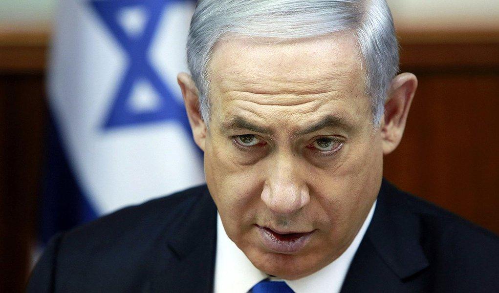 Premiê de Israel, Benjamin Netanyahu. 08/03/2015 REUTERS/Gali Tibbon/Pool