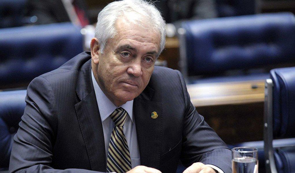Plenário do Senado durante sessão deliberativa ordinária. Senador Otto Alencar (PSD-BA). Foto: Jefferson Rudy/Agência Senado