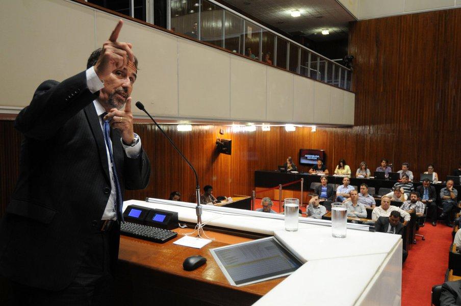 Gilberto Magalh�es Occhi (ministro da Integra��o Nacional)