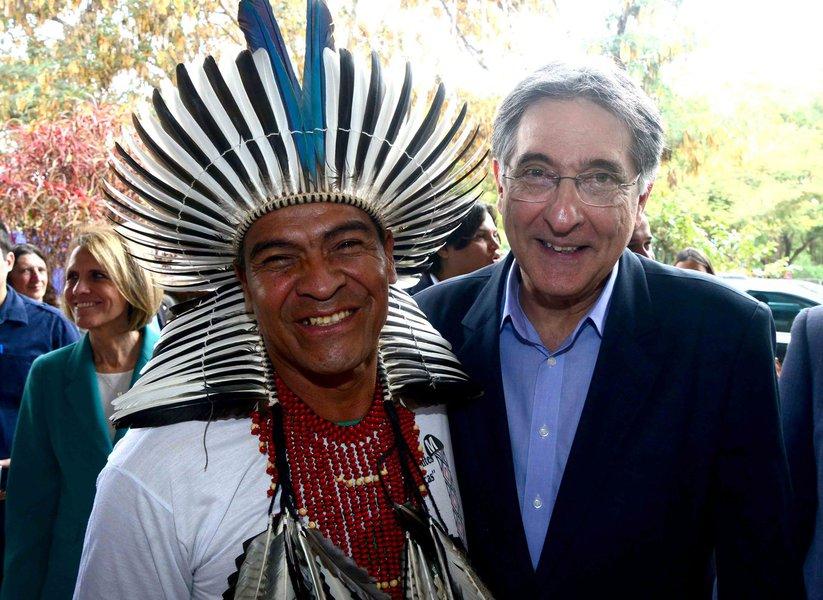 Governador Valadares : Governador Pimntel data 13/08/2015 credito : Marcelo Sant Anna .