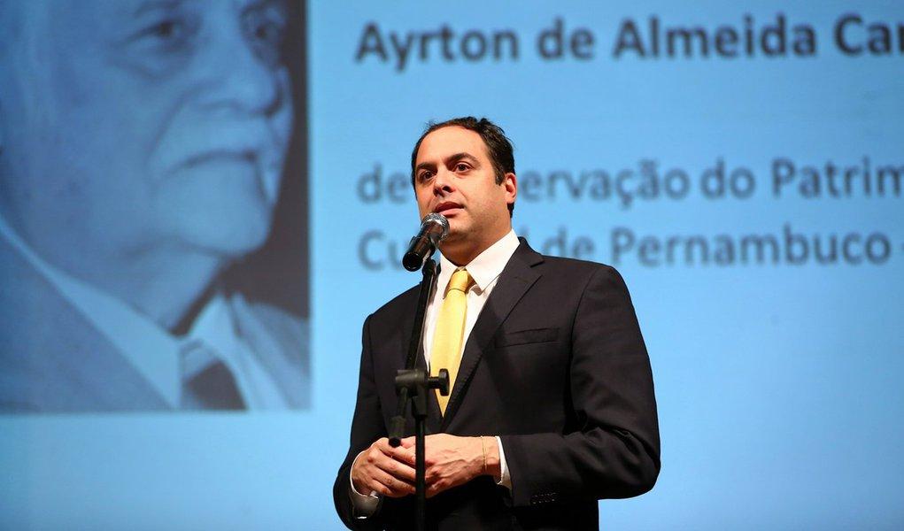 17/08/2015 - Lançamento do prêmio Ayrton de Almeida Carvalho de Preservação do Patrimônio Cultural de Pernambuco. Crédito: Wagner Ramos/Sei