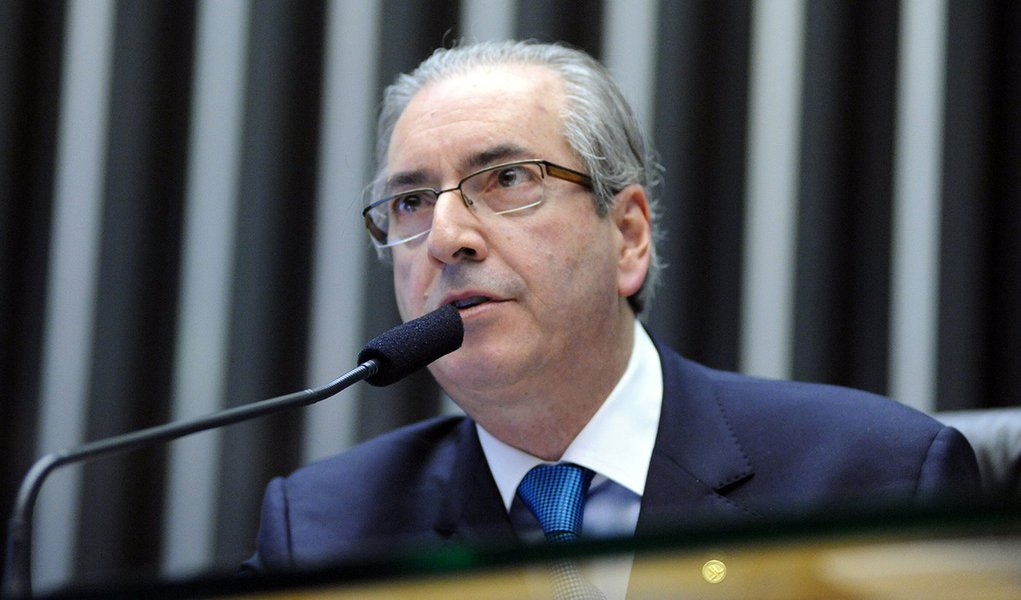 Sessão extraordinária para discussão e votação de diversos projetos. Presidente da Câmara, dep. Eduardo Cunha (PMDB-RJ)Data: 22/10/2015