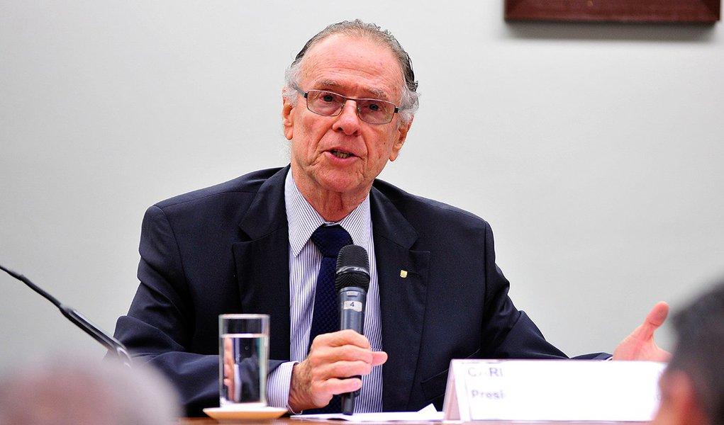 Presidente do Comitê Olímpico do Brasil (COB), Carlos Arthur Nuzman - Audiência pública sobre o Legado Esportivo dos Jogos Olímpicos Data: 27/05/2015 - Foto: Zeca Ribeiro / Câmara dos Deputados