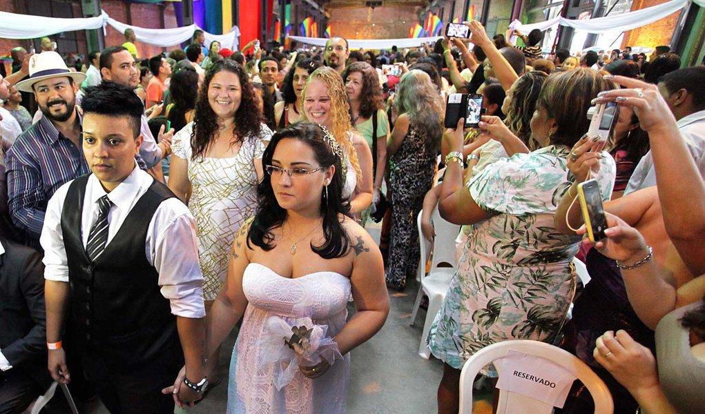 5ª Cerimônia de casamento civil homoafetivo