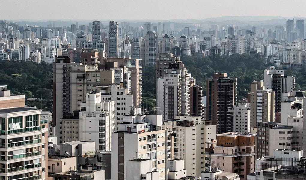 Prédios próximos a avenida Paulista em São Paulo. Foto: Rafael Neddermeyer/ Fotos Públicas