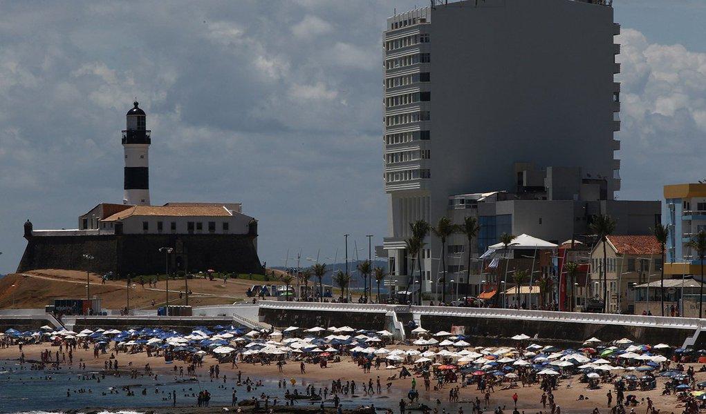 Ocupação Hoteleira na Bahia para o Reveillon Foto: Elói Corrêa/GOVBA