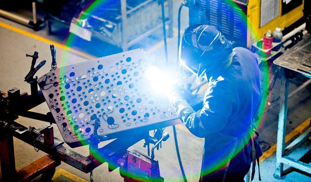 PANAMBI, RS, BRASIL, 26.07.13: – Inauguração da nova fábrica Brunning Tecnometal com investimentos de R$ 80 milhões. Foto: Pedro Revillion/Palácio Piratini