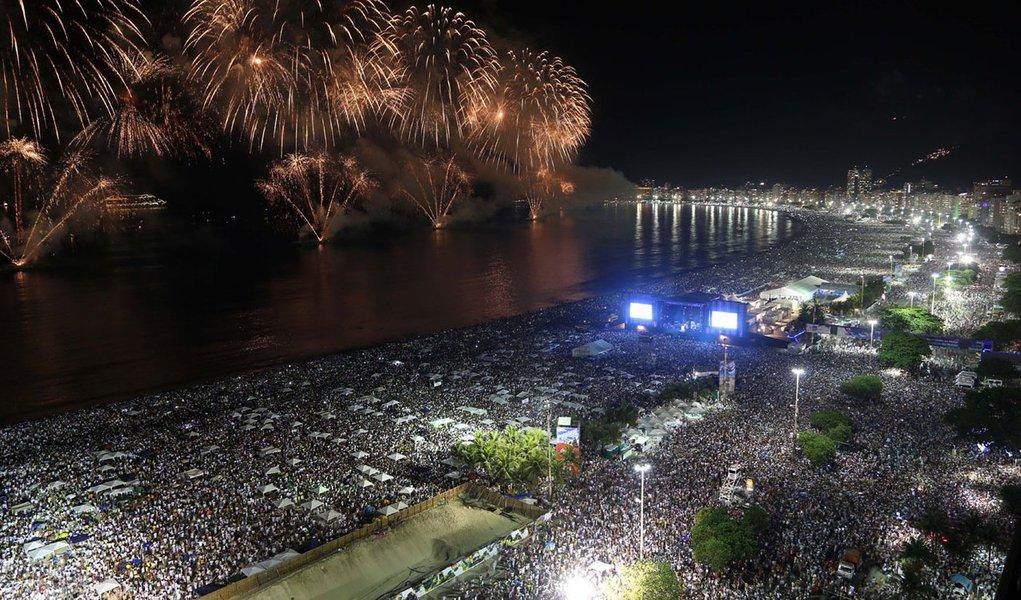 Réveillon 2014   Copacabana - Foto: Fernando Maia   Riotur