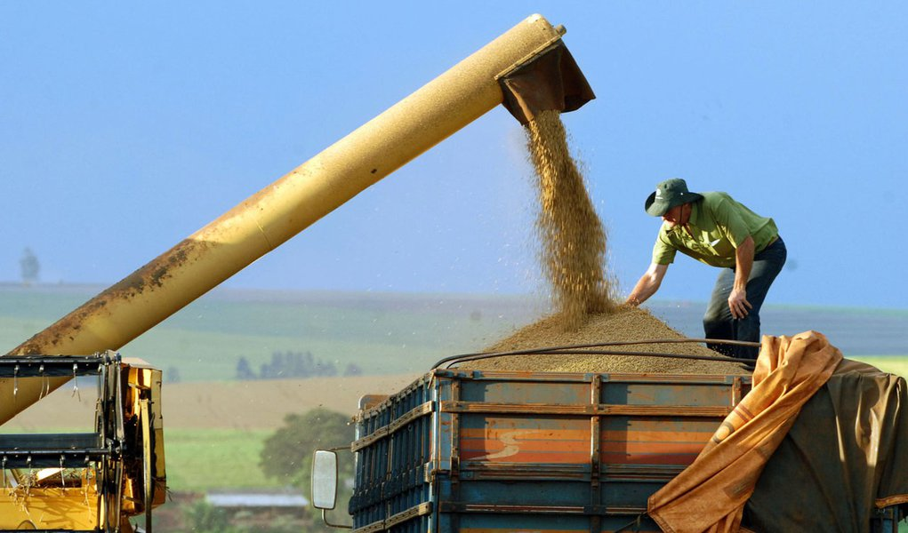 A colheita da safra de grãos de verão 2012/13 no Paraná entrou em ritmo acelerado e revela lavouras com alta produtividade. A pesquisa mensal do Departamento de Economia Rural (Deral) da Secretaria da Agricultura e do Abastecimento (Seab), referente ao mê