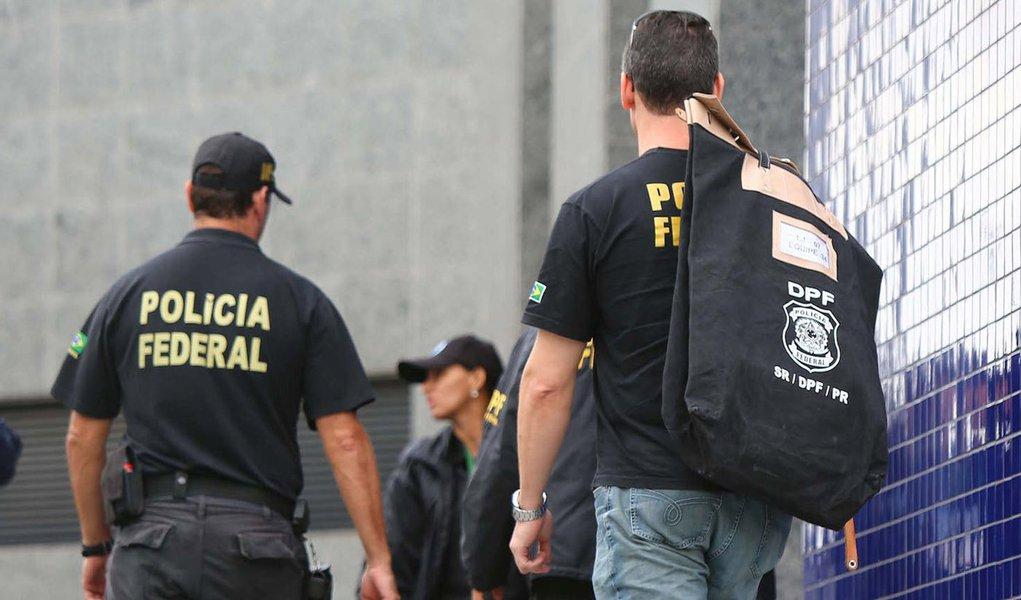 Policia Federal  Operação Lava Jato