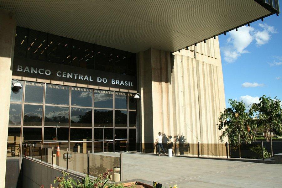 BRAS�LIA, DF, 01.07.2011: BANCO CENTRAL DO BRASIL - Vista do Banco Central do Brasil (BC ou BACEN), em Bras�lia. (Foto: Bia Fanelli/Folhapress)