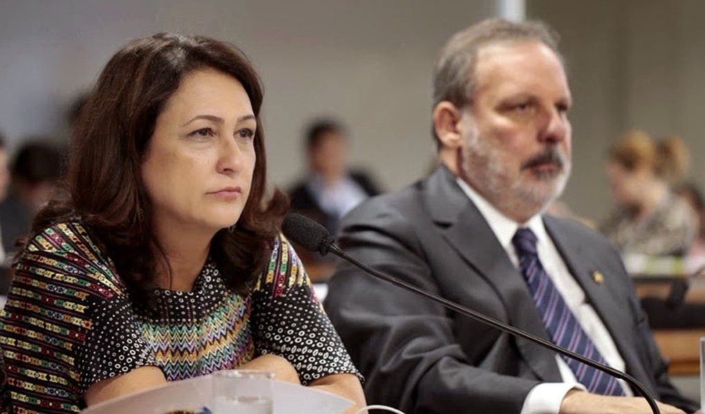 Comissão Assuntos Econômicos CAE Senadora Kátia Abreu Local: Senado Federal, Brasília DF Foto Igo Estrela
