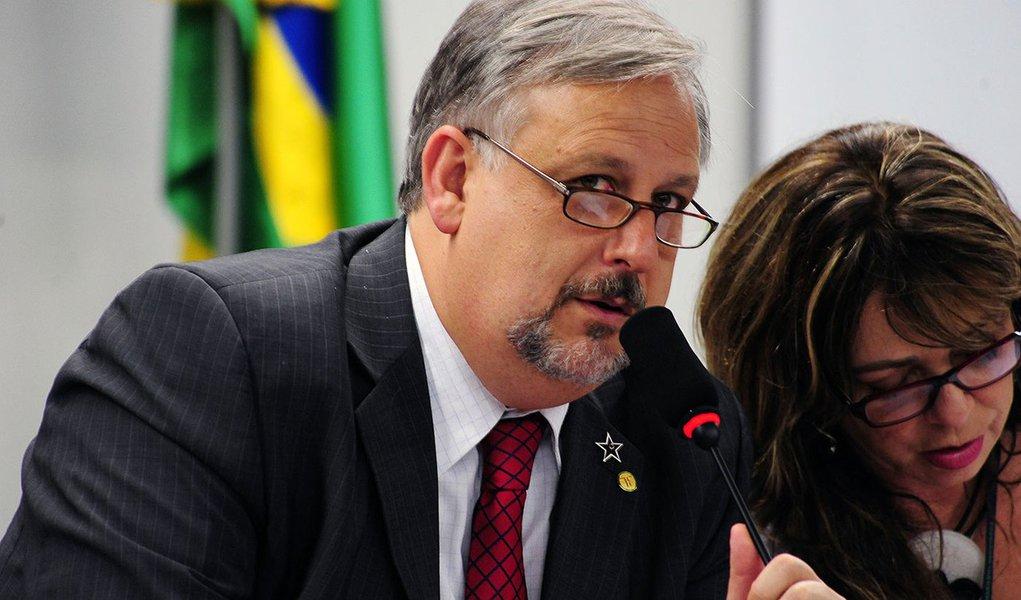 Dep. Ricardo Berzoini, Comissão Especial Código de Processo Civil (PL 6025/05)